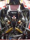 图文-A1GP马来西亚站赛车引擎有问题