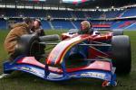 足球与赛车激情交汇