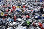 图文-MotoGP西班牙站排位赛摩托在西班牙风靡