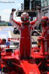 图文-F1法国大奖赛排位赛芬兰铁血战士找回排位速度