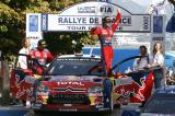 图文-WRC法国站勒布称霸勒布舍我其谁