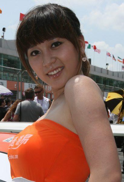 极品大波美女做爱_图文-泛珠赛车节夏季赛极品美女 东方波霸