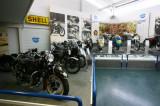 摩托车展品比重很大