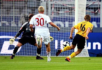德国超级杯-拜仁1-2多特蒙德克林斯曼丢赛季首冠