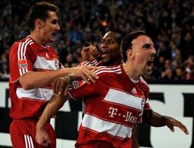 德甲-托尼里贝里双双进球拜仁2-1沙尔克夺5连胜