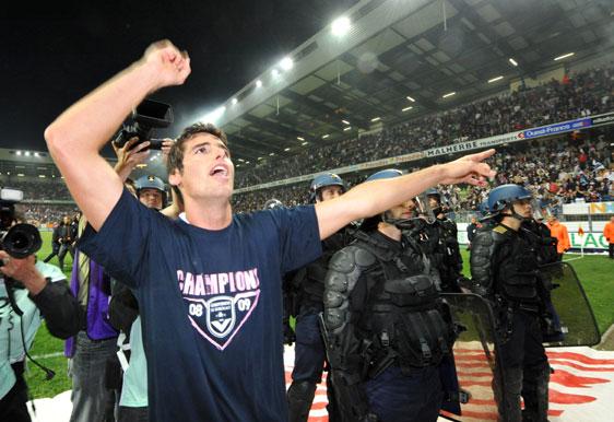 法甲大结局-波尔多时隔10年再夺冠里昂7连冠奇迹结束