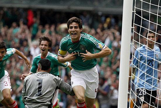 墨西哥在本土获得U17世少赛冠军