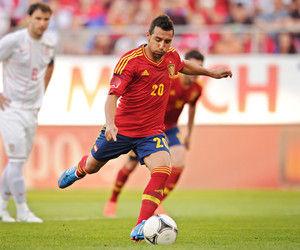 热身赛-欧联冠军边锋破僵局赚点球西班牙2-0取胜