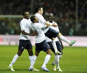 热身-巴神中楣沙拉维处子球意大利遭逆转1-2法国