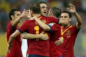 联合会杯-小法助攻中柱苏神破门西班牙2-1乌拉圭
