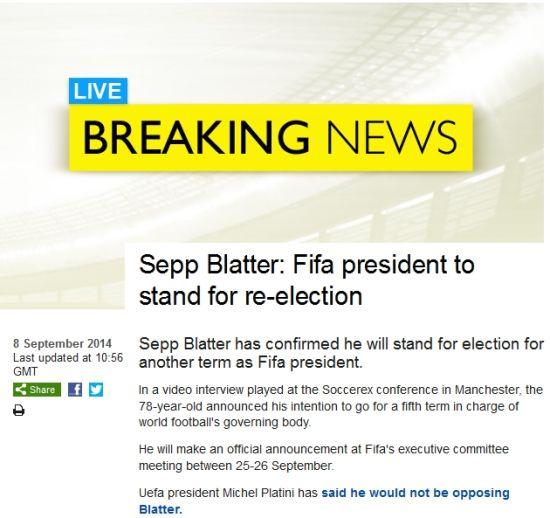 BBC新闻截屏