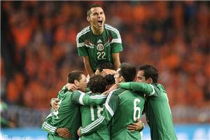 热身-阿森纳弃将梅开二度荷兰主场2-3墨西哥
