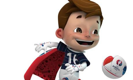 2016年法国欧洲杯吉祥物