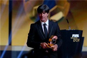 FIFA年度大奖:勒夫最佳教练J罗最佳进球