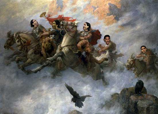 法尔考的出色表现吸引了整个欧洲的注意力(图片来源:英国《卫报》)