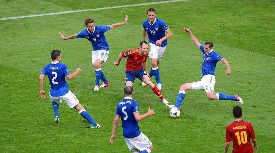 巴萨和西班牙国家队主导的控球战术到底有多重要呢?