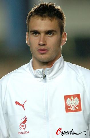 图文-波兰队08欧洲杯阵容后卫科科兹卡