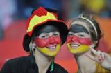 德国队美女球迷