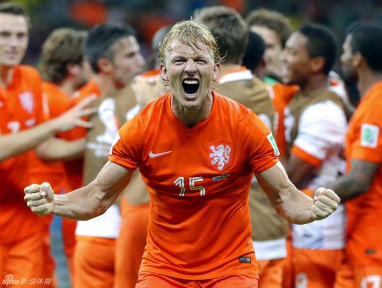 荷兰球员库伊特