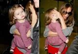 怀抱可爱小公主