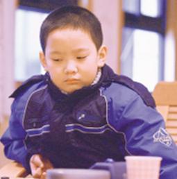南北中原擂台赛南方队棋手简介:重庆少年李翔宇