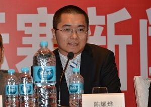 农心杯发布会朴廷桓称一定会夺冠中国面临主将难题