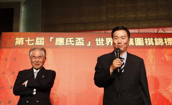 林海峰大竹英雄是金牛座棋手代表人物