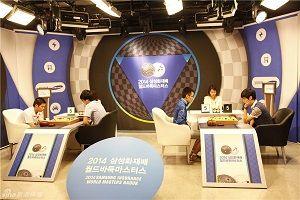 三星杯预选中国6-9韩国江维杰周睿羊进小组决赛