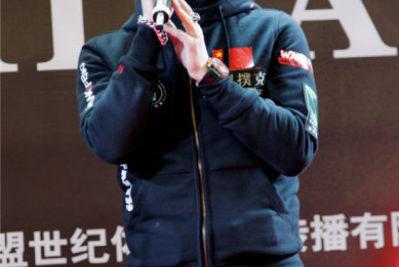 汪峰:首次登上智力竞技舞台 望更多人了解扑克