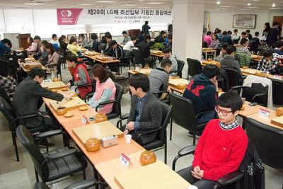LG预选韩棋手为何大批弃权 下不赢又没对局费