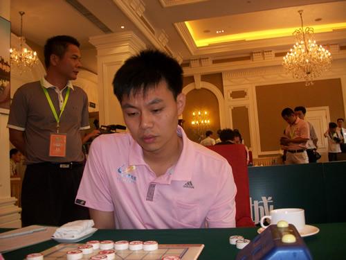 许银川象棋�:-f����,,_图文-象甲[广东vs上海] 中国象棋第一人许银川