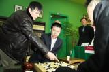 王磊参与复盘