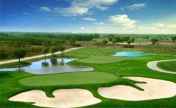唐山南湖国际高尔夫