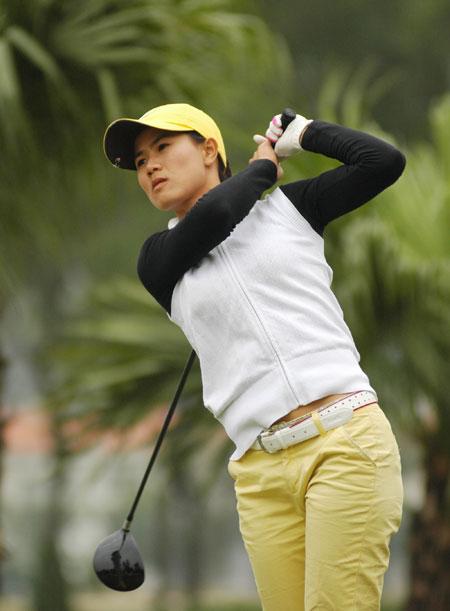 从乒乓球到高尔夫费周折刘裕环君兰夺冠目标坚定