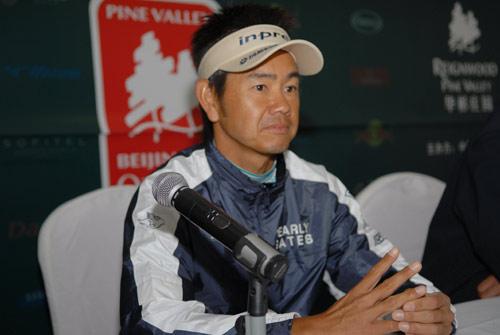 华彬北京公开赛次轮藤田宽之领先汪德昌平纪录
