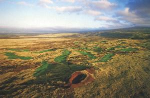 世界排名第100位球场-美国夏威夷奈尼亚高尔夫球场