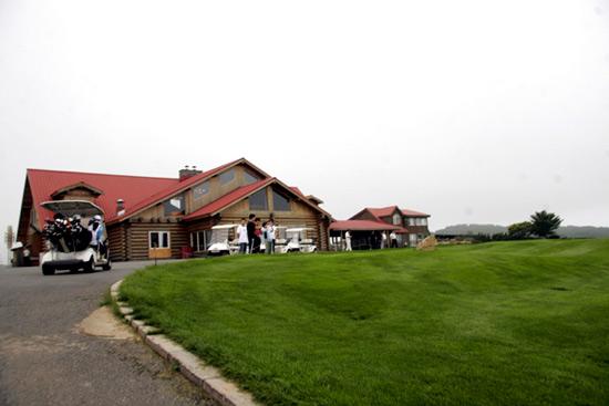 大连金石高尔夫俱乐部自然景观得天独厚