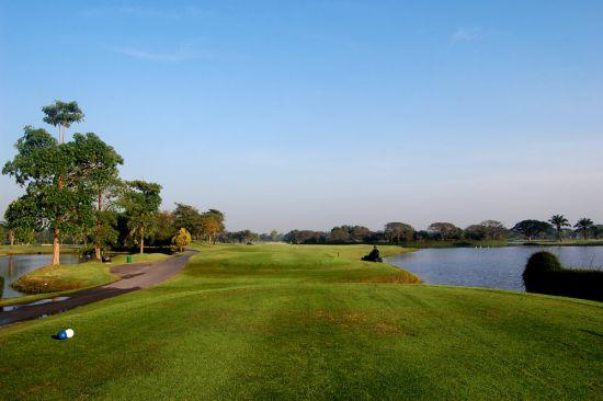 泰国高尔夫体验