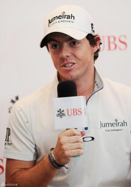 麦克罗伊欲在香港夺冠