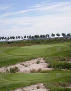曹妃湖体育公园(高尔夫球场)18洞锦标赛球场