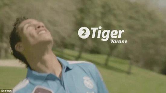 瓦拉内(Raphael Varane)
