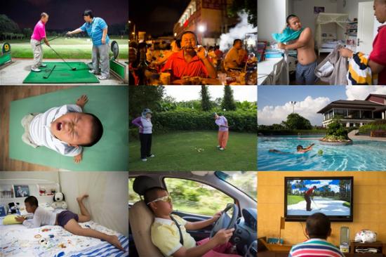 神童层出不穷,高尔夫球的未来在中国?