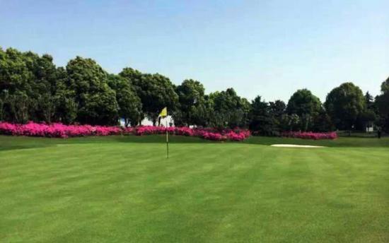 南京钟山国际高尔夫揽月球场27洞极限挑战