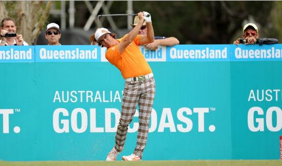 澳大利亚PGA锦标赛每年都会吸引明星参赛