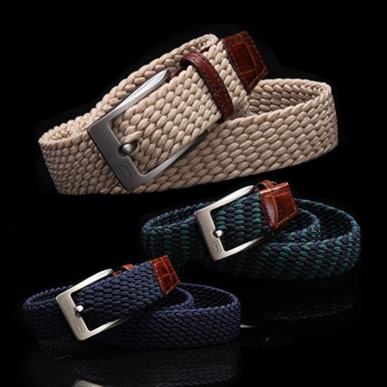 PGATOUR 2013新款 时尚弹力编织腰带