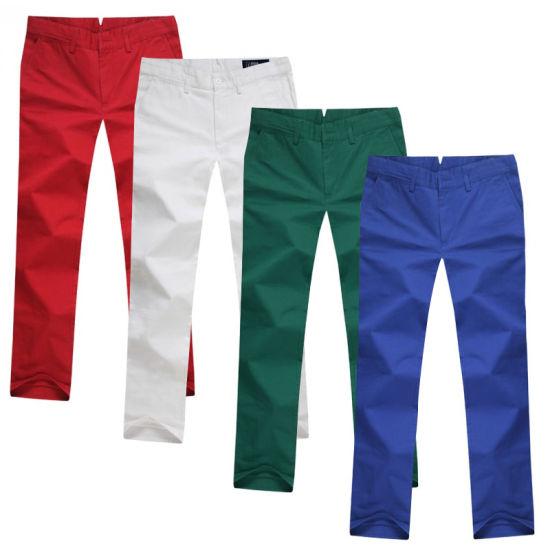 美巡赛 多彩水洗长裤 给生活加点色彩