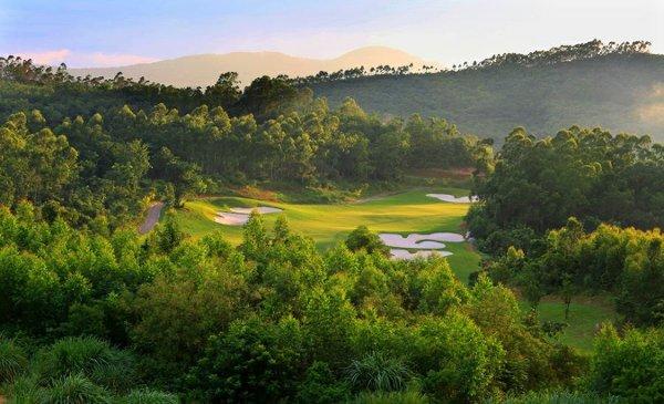 儋州海垦蓝洋温泉高尔夫球会
