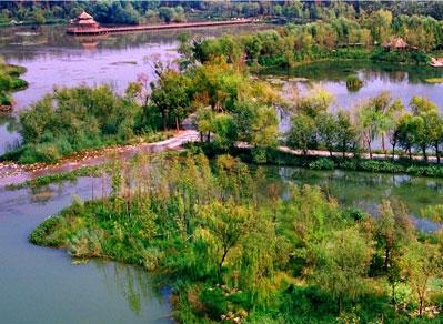 山东潍坊白浪绿洲高尔夫俱乐部