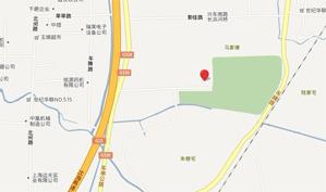 西上海高尔夫乡村俱乐部位置图示