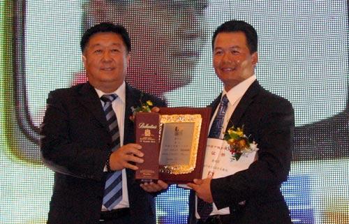 2007年第一届十佳教练评选